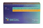 Samoprzylepne torebki foliowo-papierowe do sterylizacji 90mm x135mm  200sztuk